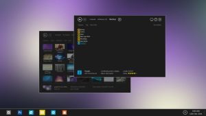 Windows 8 Windows Explorer Dark by zainadeel
