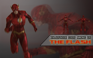 Injustice Gods Among Us: Flash by XNASyndicate