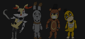Five Nights In Kalos by LightningStrike83