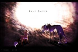Blue Blood by Skailla