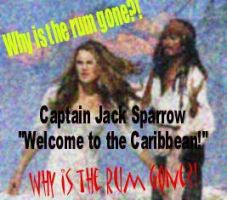 Devid for Capt Jack Sparrow by imerald