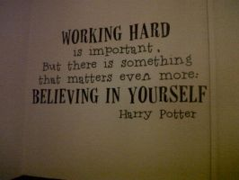 Harry Potter Quote by Potterhead-Writer