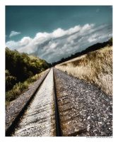 Tracks II by BrianWolfe
