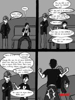 Emo Justice by HappinessComics