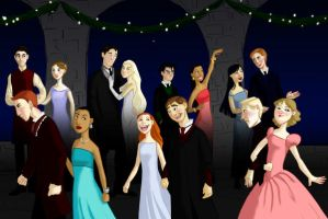 Yule Ball by Pen-umbra