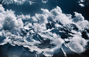 The alps by CalleJansson