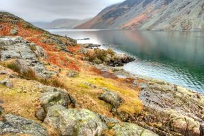 Wastwater Winter by MuttleyMcFester