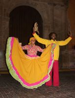 Dancers in Cartagena by CorazondeDios