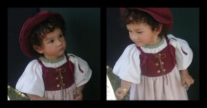 RenFaire 2008 Diptych by frotton