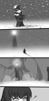 lost in the blizzard ? by Lily-of-Darkness