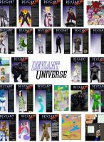 Deviant Universe: A Google Images search. by 127thlegion