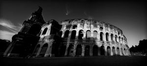 Colosseum by Lonney