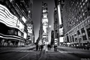 Times Square 2 by NachoRomero