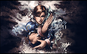 Chun Li Smudge by Kelel