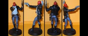 DCU Jason Todd Red Hood custom by Ciro1984