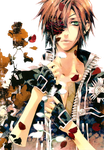 Ciel 33.3: Lavi  PNG by ClourfuldreamDesign
