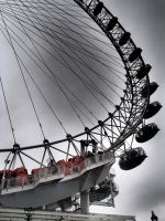 London Eye by Hanatsumi