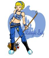 Punk Princess Cinderella Redo by Sideways8Studios