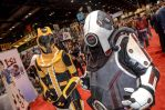 Volus and Salarian at C2E2 3 by RebelATS