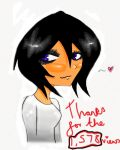 thanks for the views love rukia by Alicthia