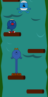 Mr Bump iPhone game redone by Percyfan94
