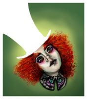Me: Female Version Mad Hatter by vieverie