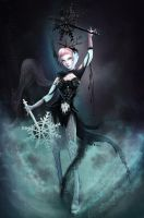 Snow Queen by cennie