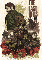 The Last of Us by dylonji