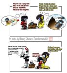 TFG1: Evil brothers Evil Ideas by BloodyChaser
