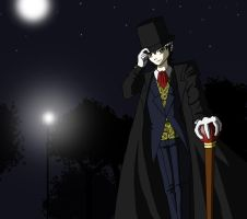 Tuxedo contest- Death the Kid by aiyume10