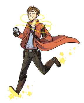 little starlord by PCaboose