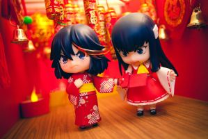 Satsuki's Chinese New Year by frasbob
