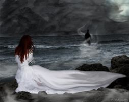 Nightmares by the Sea by Fredhoney