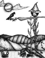 Scarecrow by ArmSock666