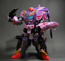 BWII Galvatron 2 by Tformer