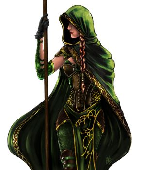 Celtic Woman by NickLD