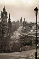 Edinburgh by PaperChainMemories