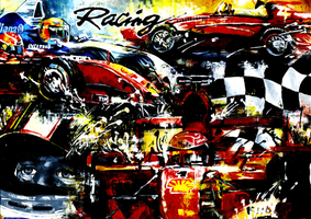 Formula 1 Illustration by Expounder