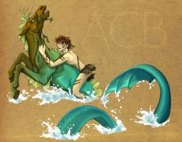 To catch a kelpie by cursed-sight