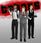 Let's Play GTA IV - Crook Lads by pixie-blue