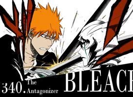 Bleach Ch.304 P.8-9 COLOUR by Bloody-Ribbon