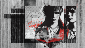 Uruha Wallpaper 3 by ParanoiaGod69