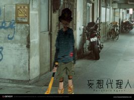 Paranoia Agent wallpaper by GrammatonHenry