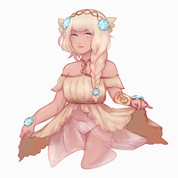 CM: BlueberryDuckling | Edelweiss by mameedoodles