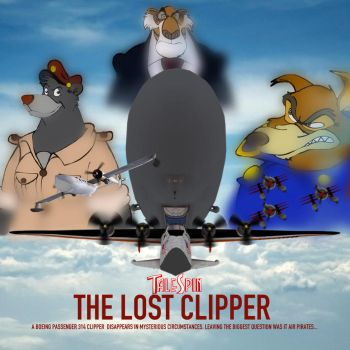 Talespin The lost clipper by PUFFINSTUDIOS