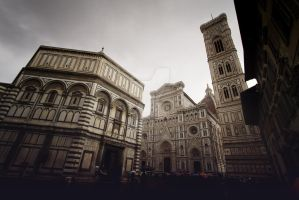 Florence Architecture by Michaella-Designs
