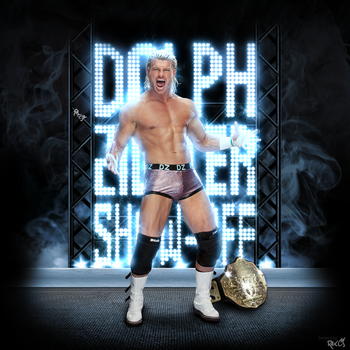 Dolph Ziggler - Showoff by RexCS
