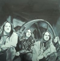 Blind Guardian by ModNight