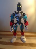 Bionicle Nemesis 1/4 by YaFArts