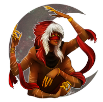Samsara - Commission by clover-teapot